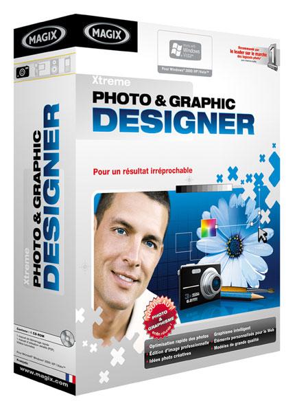 Designer incluye dos programas en uno: Xtreme Photo Designer y Xtreme