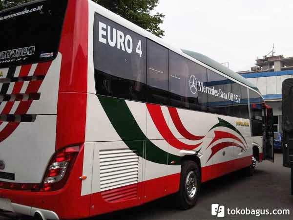 Harga Bus Pariwisata Mercedes Benz Harga Bus Mercedes Benz Bagi