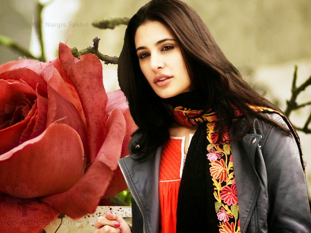 Nargis Fakhri Rockstar movie picture