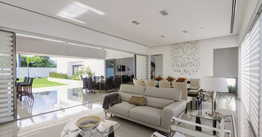Dise o de interiores arquitectura casa contempor nea for Diseno de interiores merida