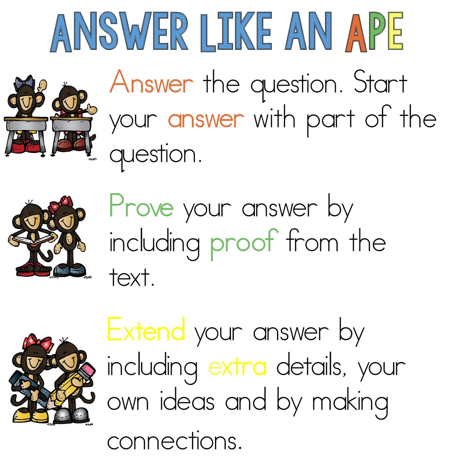 Apes Chapter 1 Online Study Guide