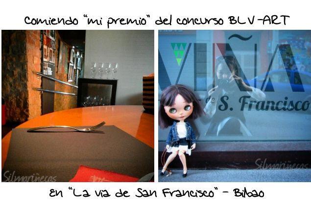 La viña de San francisco Bilbao