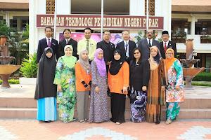 Barisan Hakim Anugerah Tokoh Nilam Perak 2014 - 2015