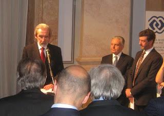 Rede des italienischen Botschafters Elio Menzione