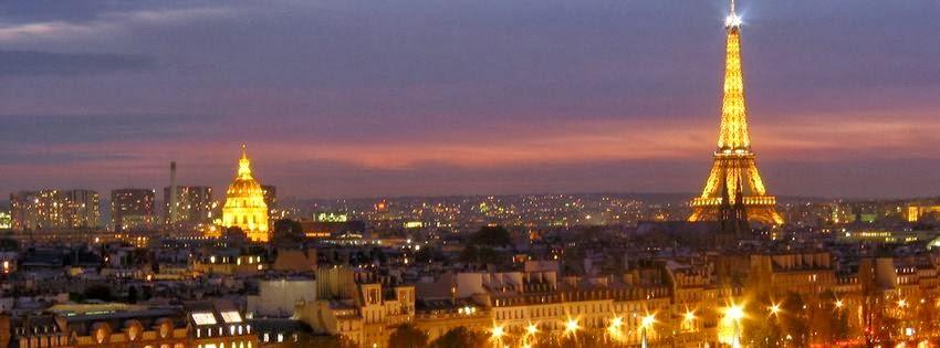 Couverture pour facebook paris