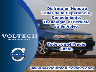 Taller Volvo - Voltech