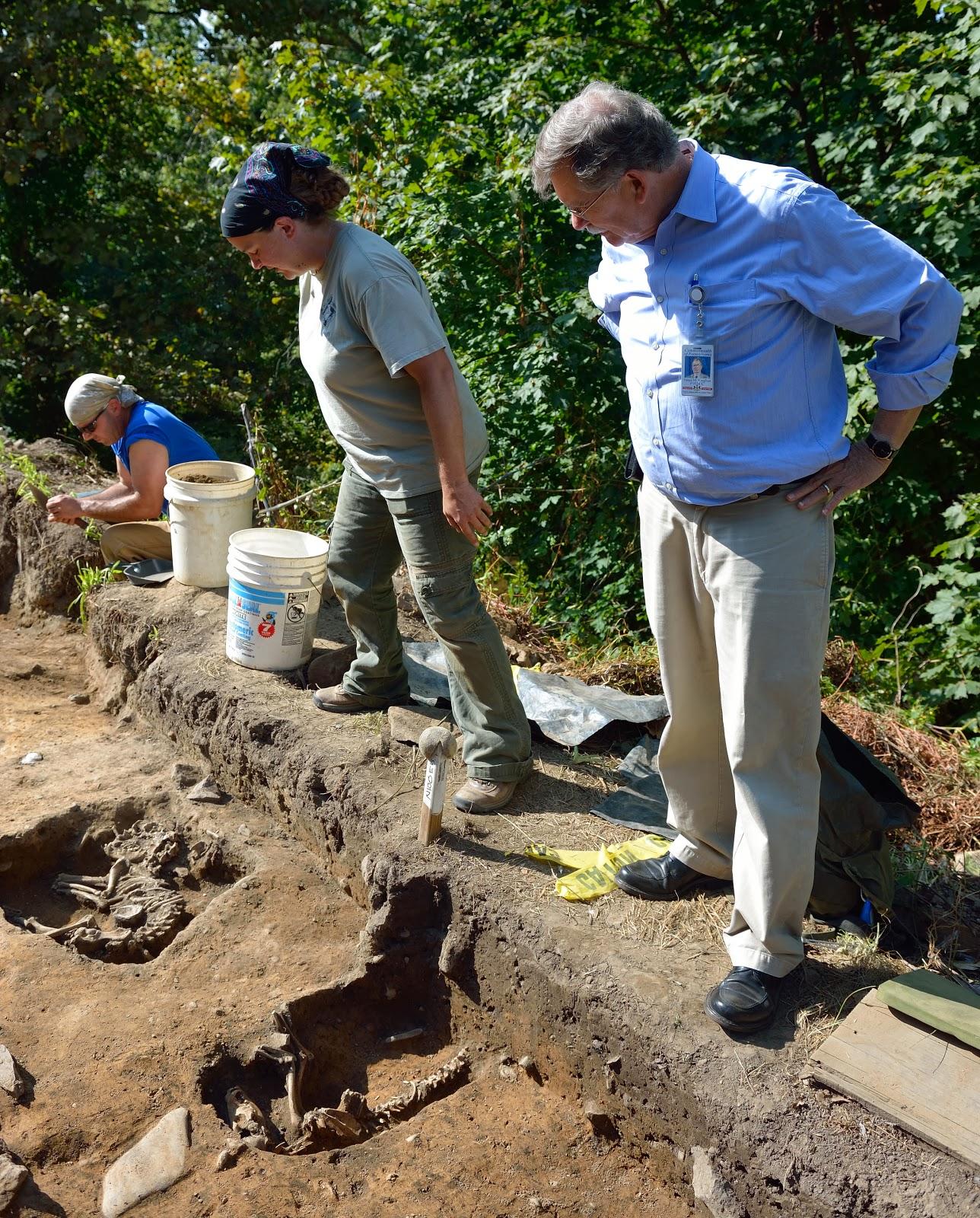 Phmc Pennsylvania Archaeology: This Week In Pennsylvania Archaeology: On The Road At Fort