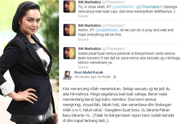 Kenapa Siti Tiba-Tiba Tarik Diri Bikin Konsert Banjarmasin?