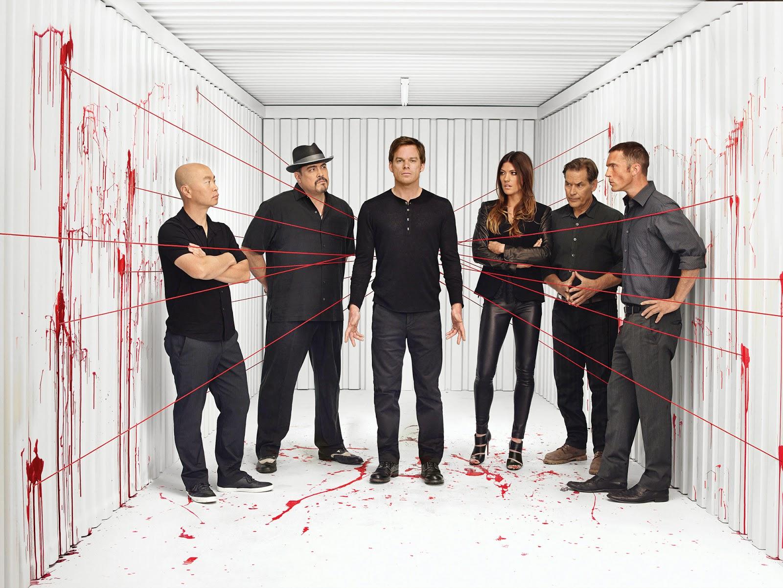 Dexter Staffel 8 Serie Blogparade