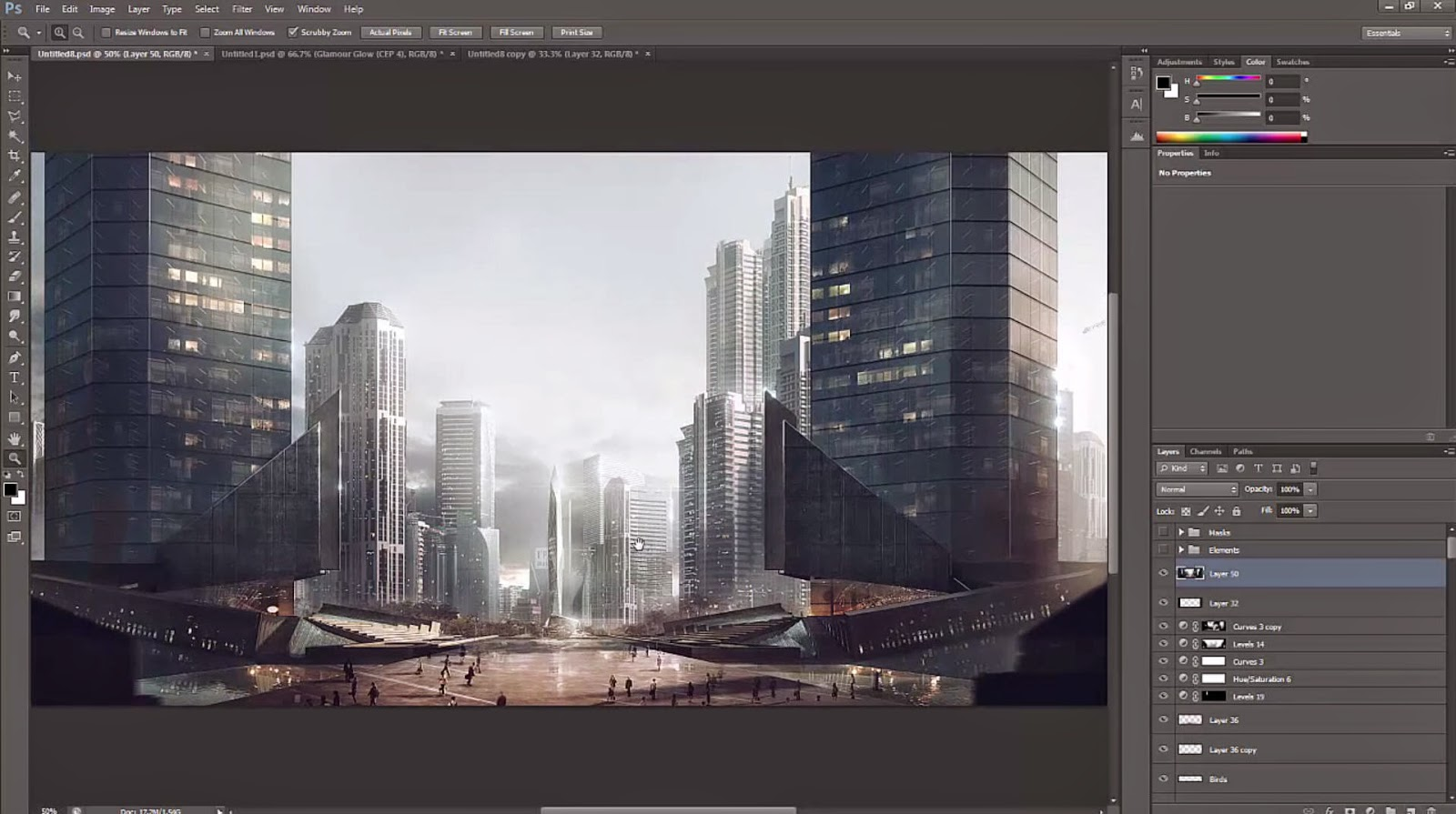 Matte painting tutorial for architectural visualisation narrated matte painting tutorial for architectural visualisation narratedexplained baditri Gallery