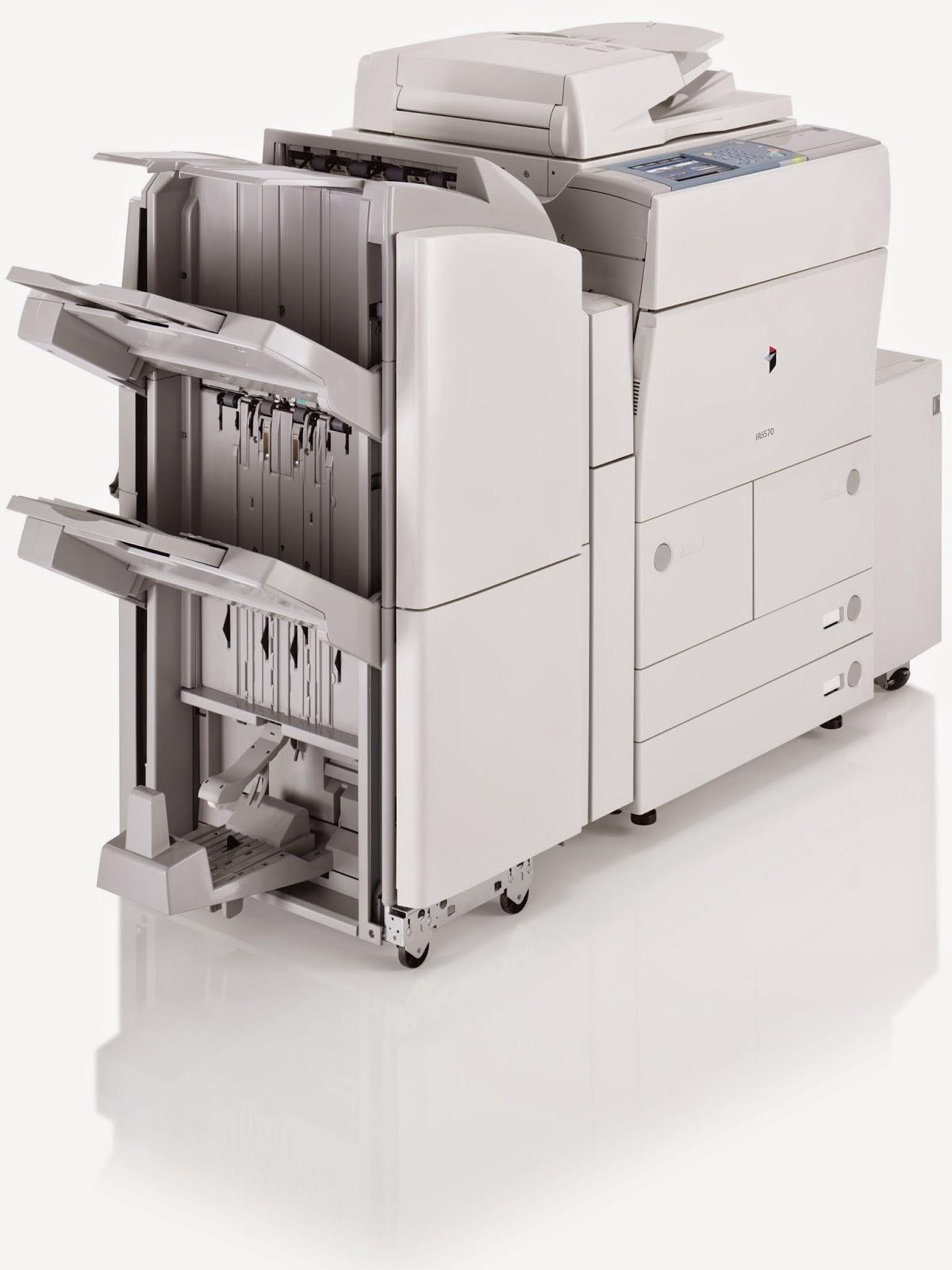 mesin fotocopy Canon Image Runner 6570