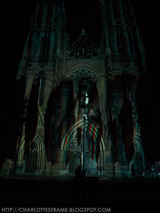 Catharinakerk eindhoven glow