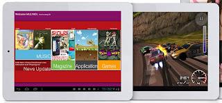 SpeedUp Pad 8 Tablet Android harga dibawah Rp 2 juta