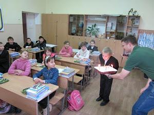 Vitaliy's 11 B-Day