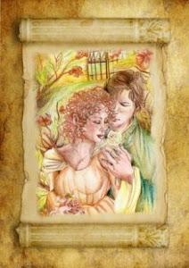 Il giardino dei melograni - Il mio racconto nell'Antologia Salento in Love