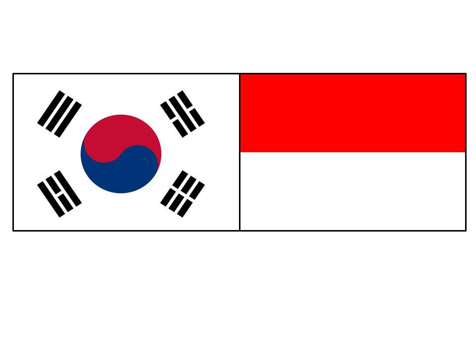 KOREA SELATAN - INDONESIA