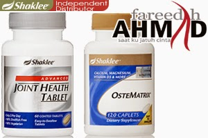 Advanced Joint Health Tablet & OsteMatrix