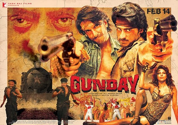 Gunday (2014) – 320Kbps Mp3 Song