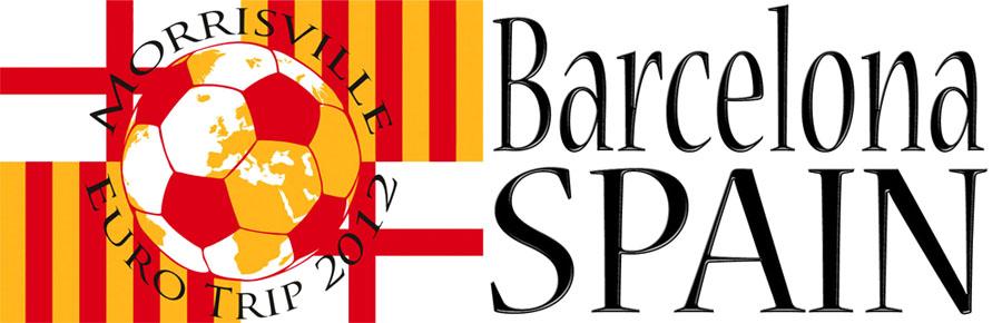 2012 Barcelona Trip