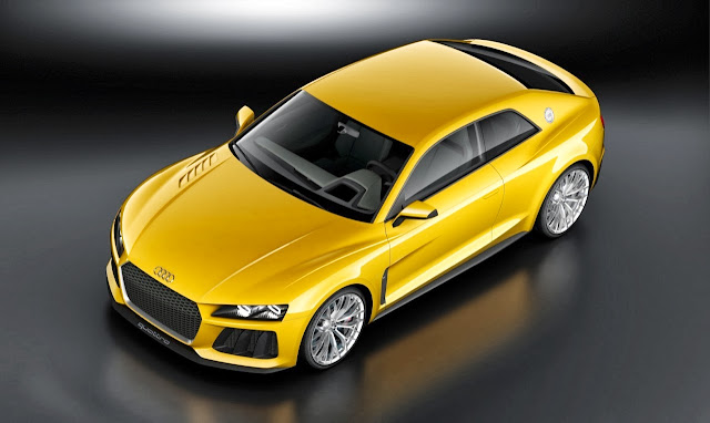 Audi+Sport+Quattro+Concept+2 Lamborghini Huracan LP 610 4: Yep, Its the New Baby Lambo [Video]