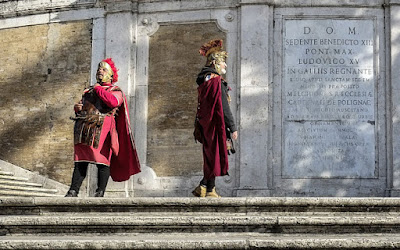 """Τέλος οι """"εκατόνταρχοι"""" από τους αρχαιολογικούς χώρους της Ρώμης"""