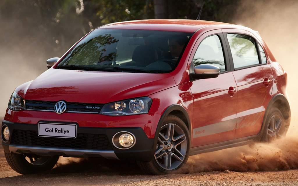 Volkswagen Gol - 9º carro mais vendido de 2015