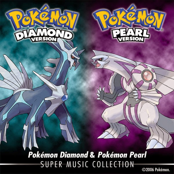 Pokémon Diamond & Pearl : Super Music Collection (Descarga)