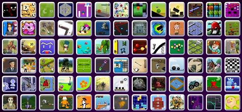 مسابقة للفوز بمدونة جاهزة بقالب مميز ومحتوى 100 لعبة فلاش