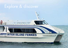 Inter Island Ferries