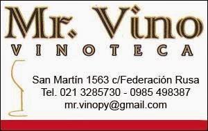Mr. Vino Vinoteca.
