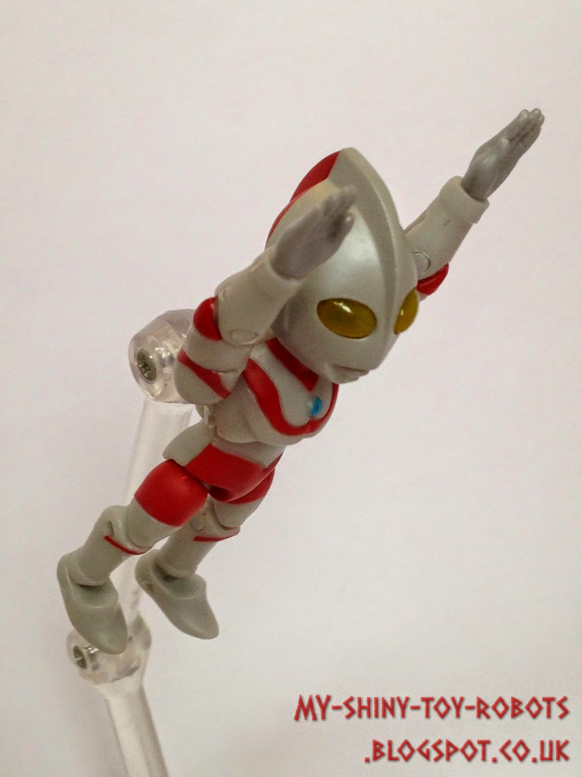 Ultraman takes flight