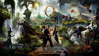 Oz The Great and Powerful Movie Latest Poster HD Wallpaper