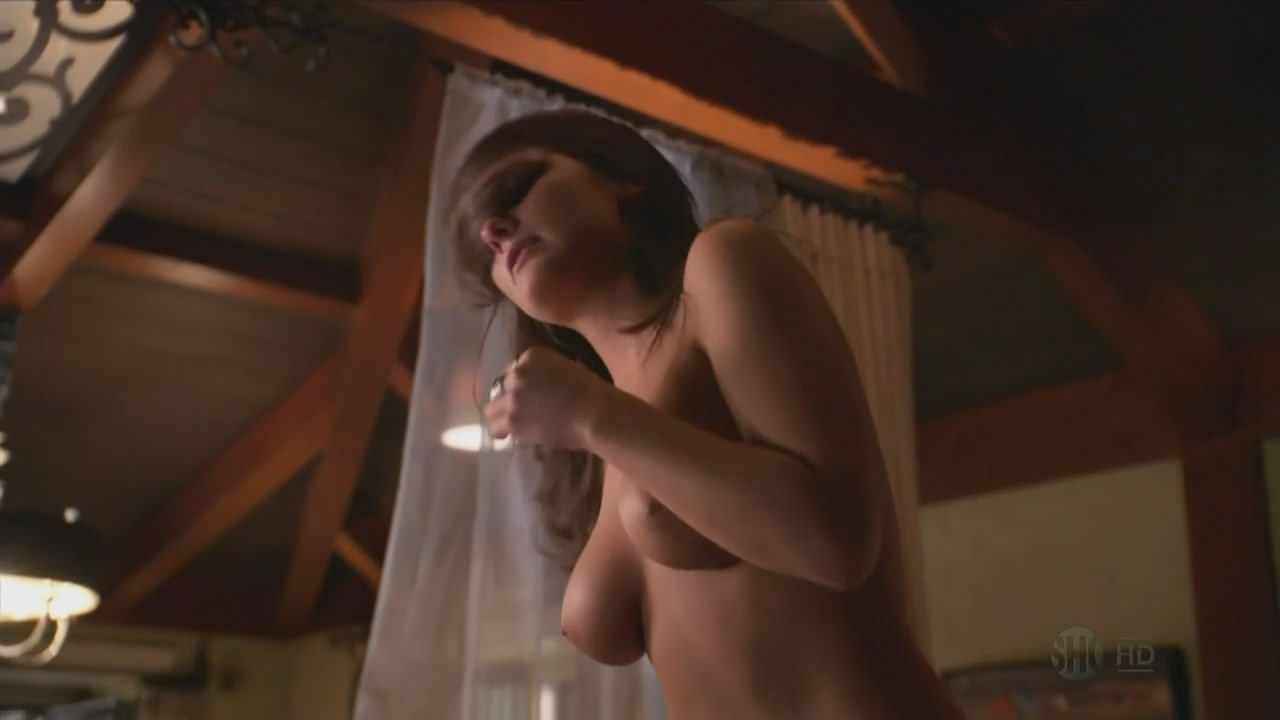 Addison Timlin NAKED Californication