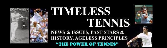 TIMELESS TENNIS