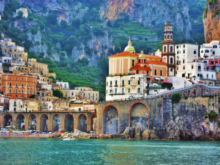 Atrani – an Undiscovered Town on the Amalfi Coast, Italy