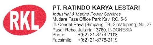 Ratindo Karya Lestari, PT
