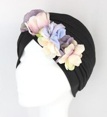 2016 - Colección Turbantes - Estilo Flores 02