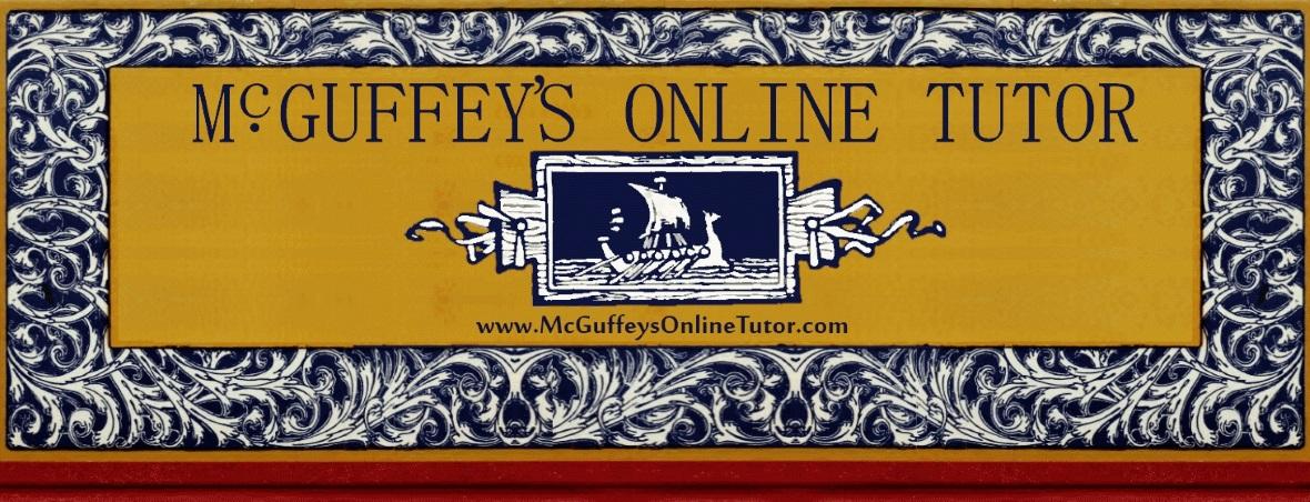 McGuffey's Online Tutor