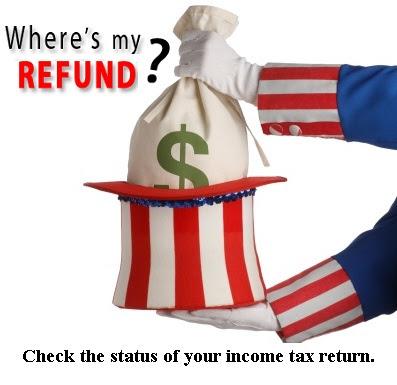 Tax refund current wait time tax refund