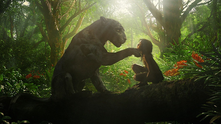 Mowgli - Legend of The Jungle Netflix 5.1 Torrent Imagem