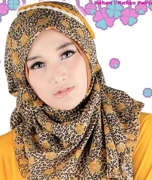 Trend Model Hijab Modern untuk Pesta