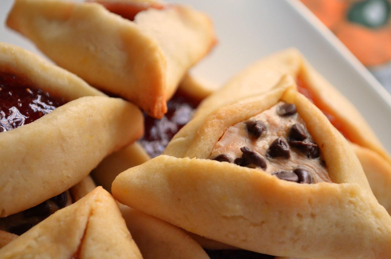 The Inventive Vegetarian: Hamantaschen