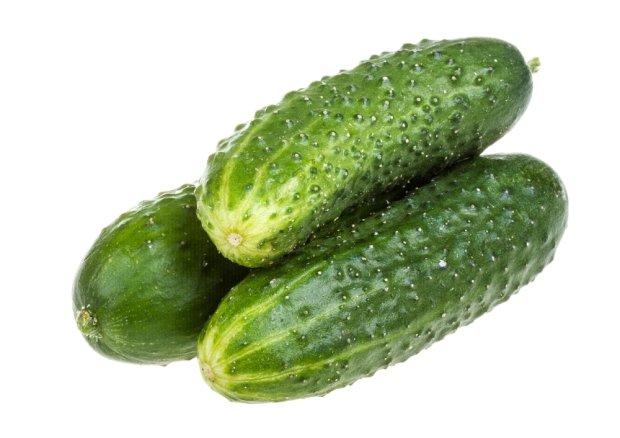 Cucumber/Gurke/огурец/キュウリ, czyli porozmawiajmy o ogórku.