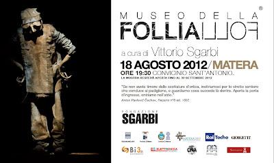 museo della follia a Matera