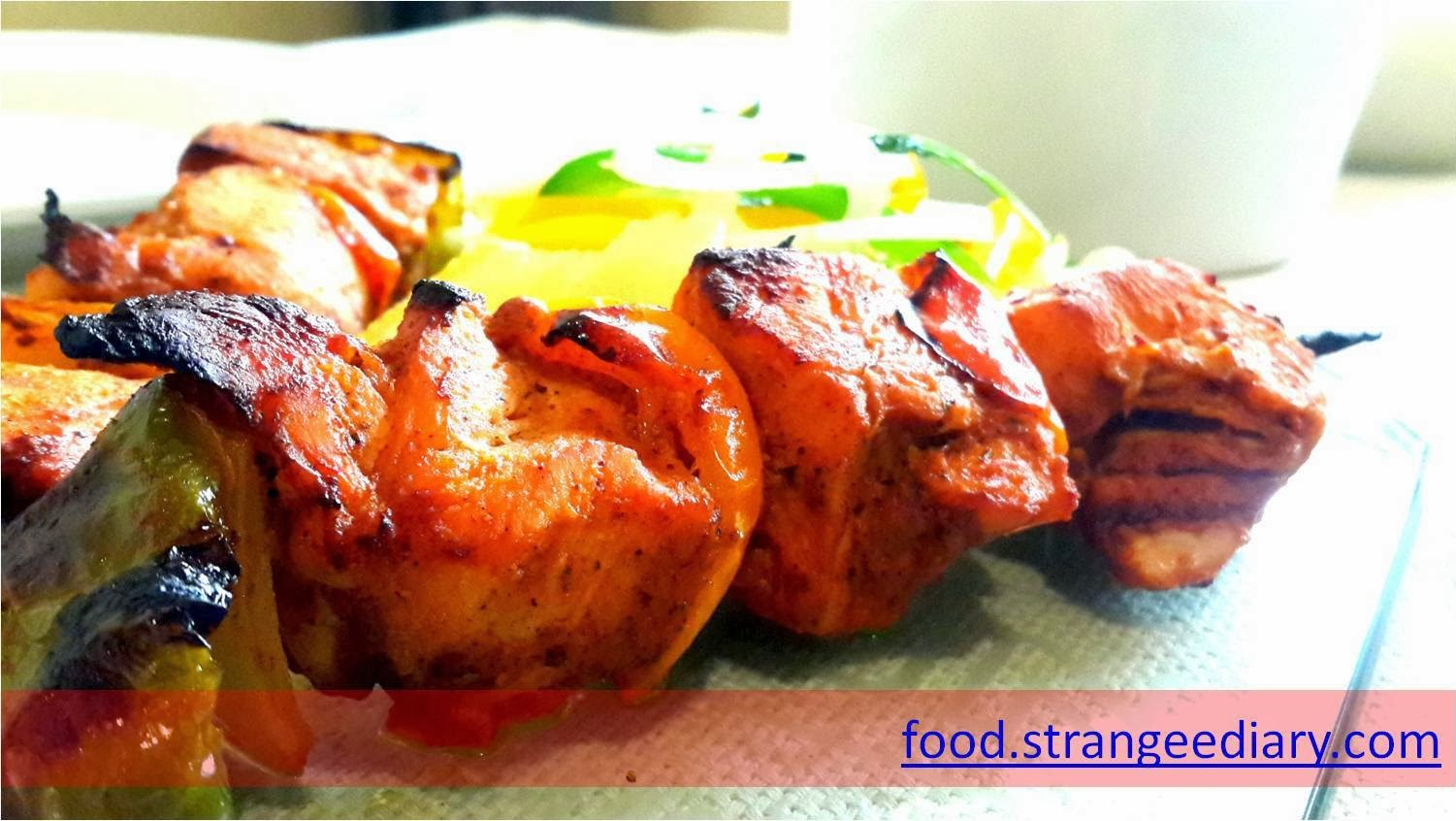 Recipe database indian cuisine chicken recipe chicken tikka forumfinder Choice Image