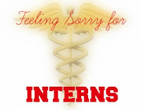sorry for interns, interns