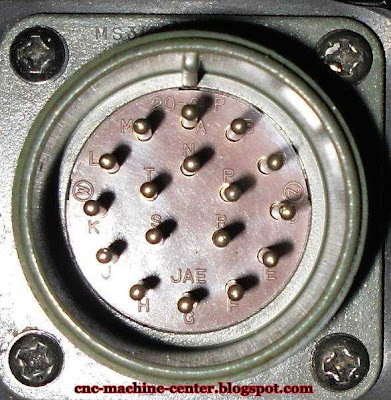 panasonic ac servo motor encoder connector MS3102A20-29P