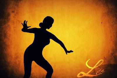 signo zodiacal leo en sombra