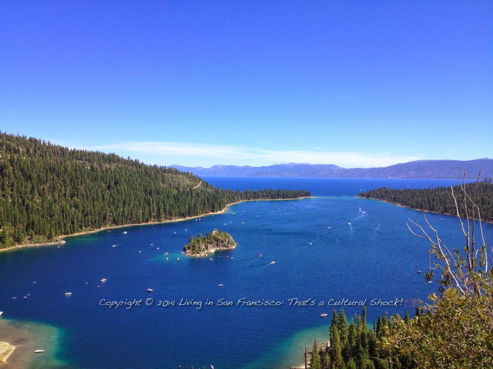 Living in california that 39 s culture shock vacanze in for Cabina nel noleggio lago tahoe