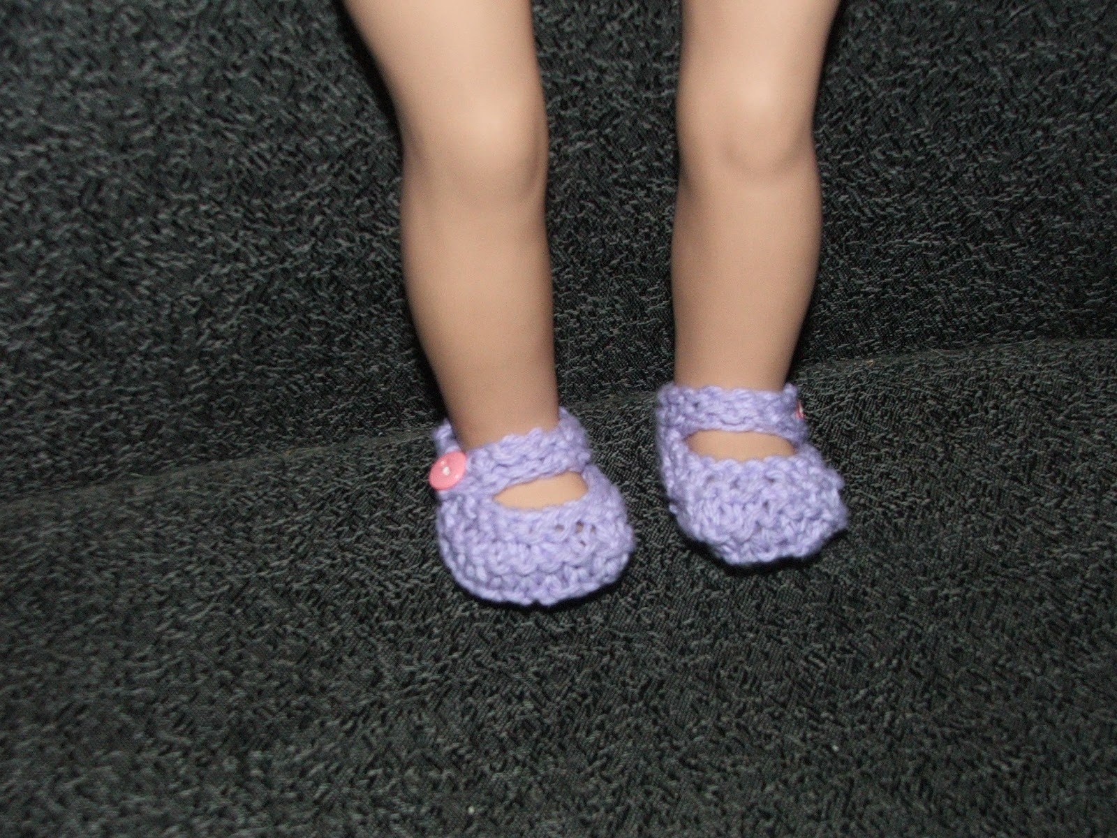 American Knitting Abbreviations Ssk : Knitting nelly s yarn cache doll shoes for an quot